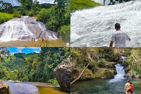 Cachoeiras de Gonçalves MG