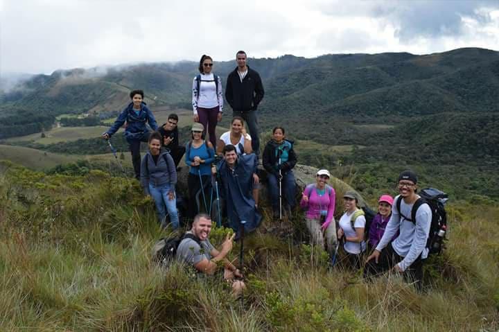 Pico da Bacia - Serra da Bocaina 15.4