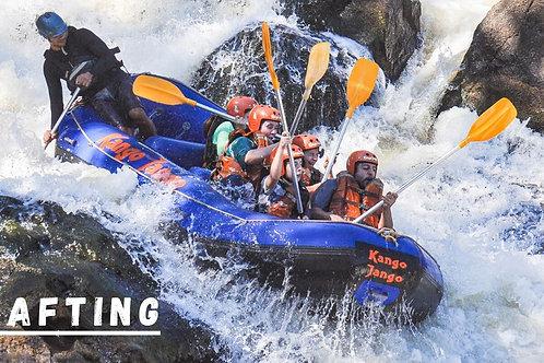 Rafting - 2º edição em Socorro