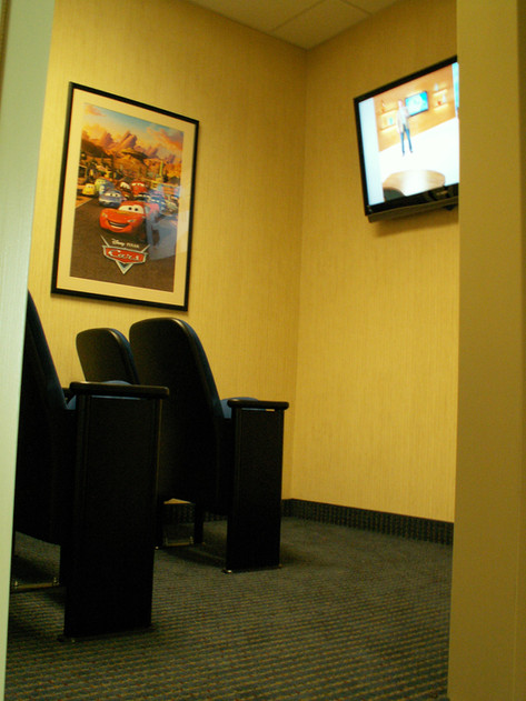 Waiting Room TV