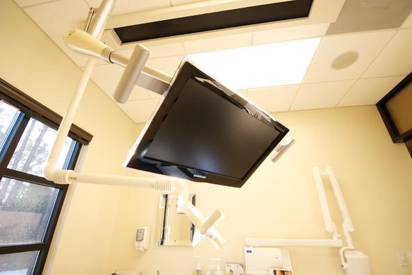 Flexview Jr in a Dental Operatory