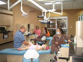 Flexview Monitor Mounts for Pediatric Dentistry