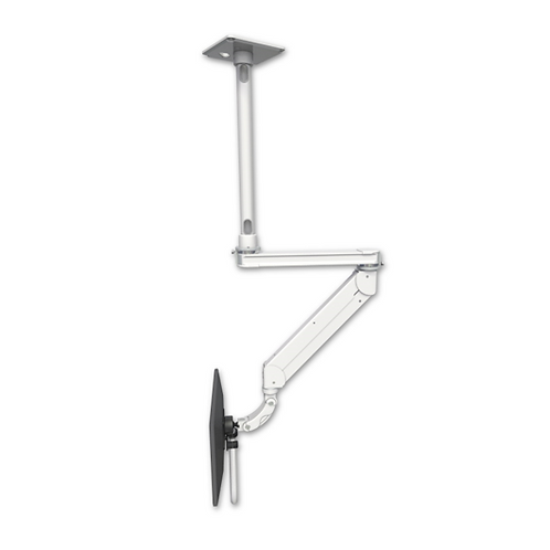 "ICW Titan Elite Quicklink LCD Ceiling Mount - 20"" T2 Arm With a 24"" Down Pole"