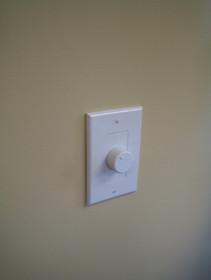 Wall Volume Control