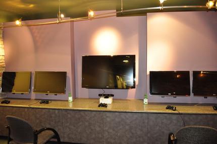 Office / Monitor Room