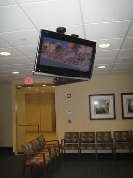 Wating Room TV's
