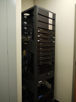IT/Data Closet