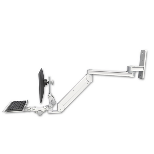 "ICW Titan Elite Paralink Wall Mount - 20"" T2 Arm - a 12"" Paralink Keyboa"