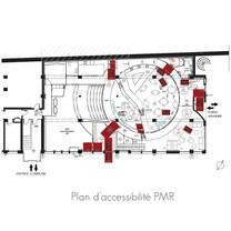 Plan d'accessibilité PMR