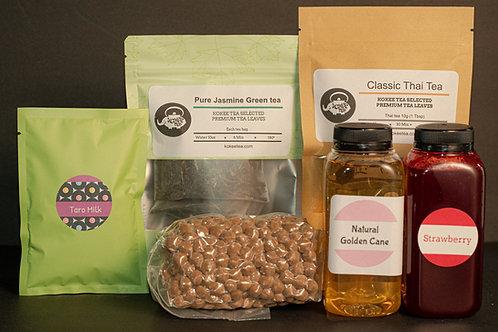 DIY Bubble Tea Kit #3