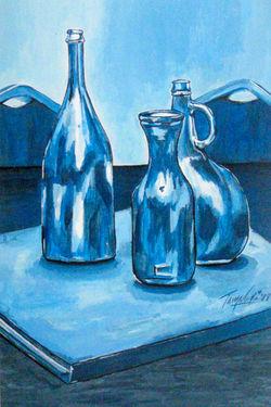 Triple Bottles