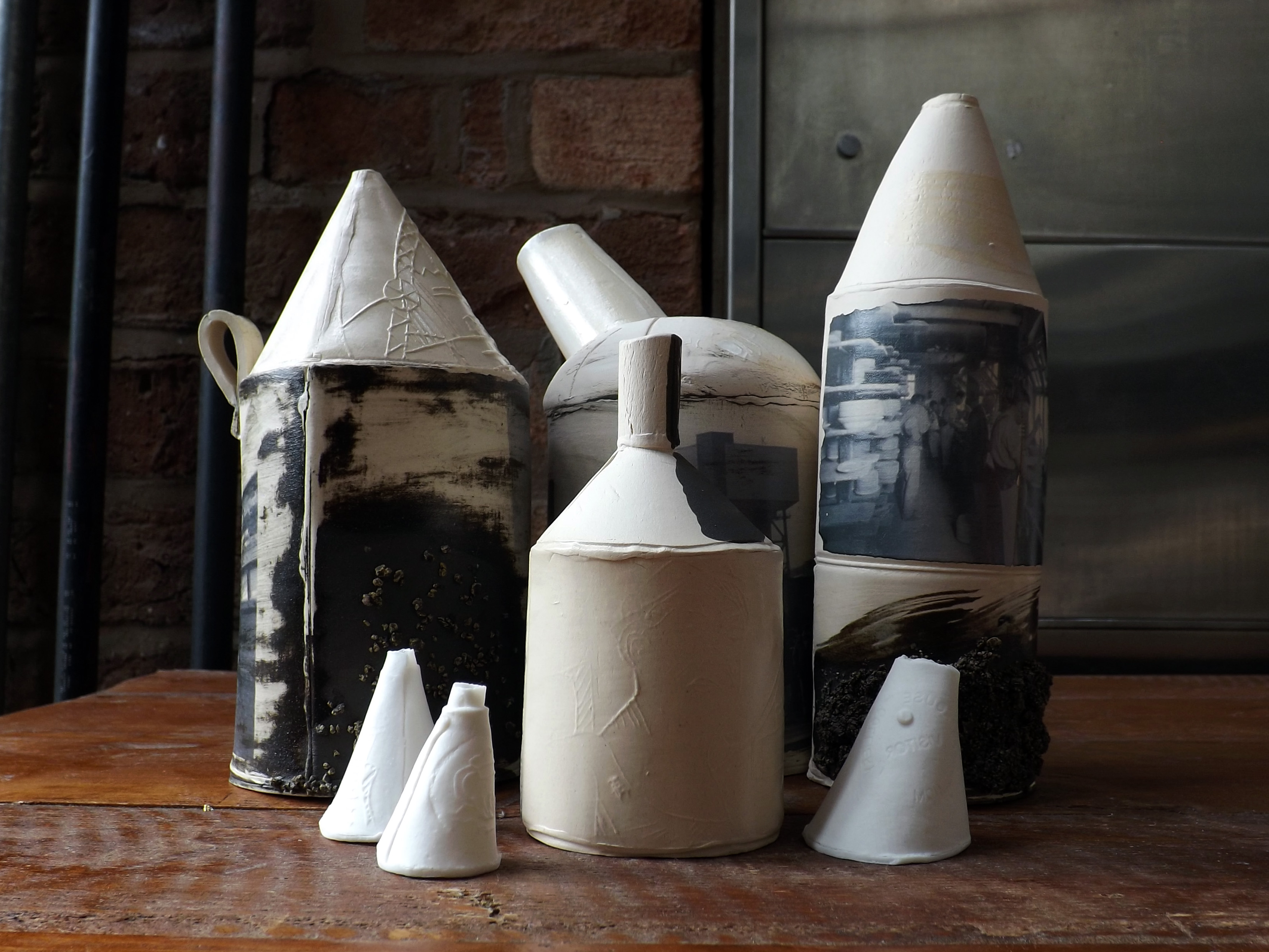 1 Ceramic vessels Stoke-on-Trent