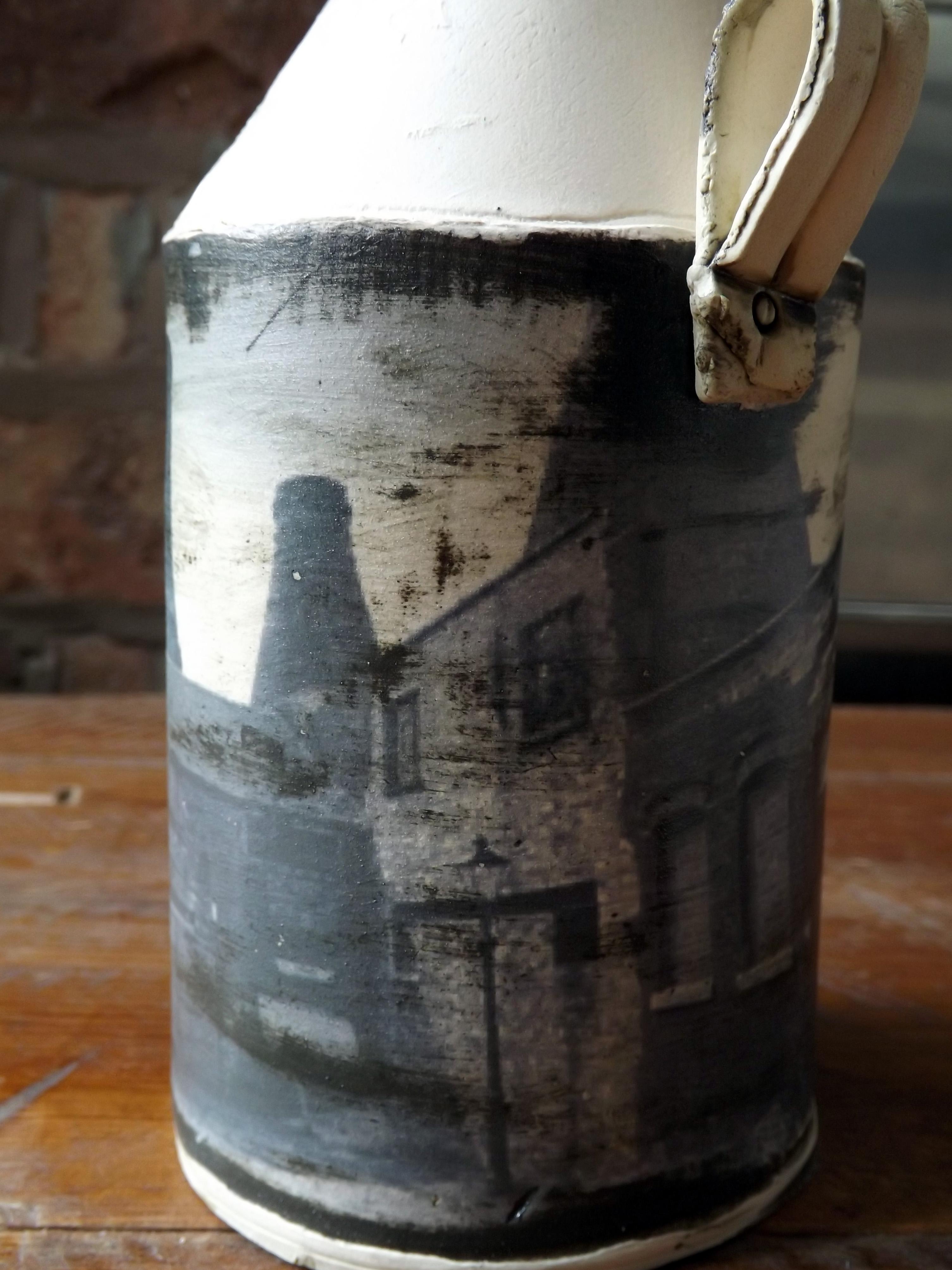 9 Ceramic vessels Stoke-on-Trent
