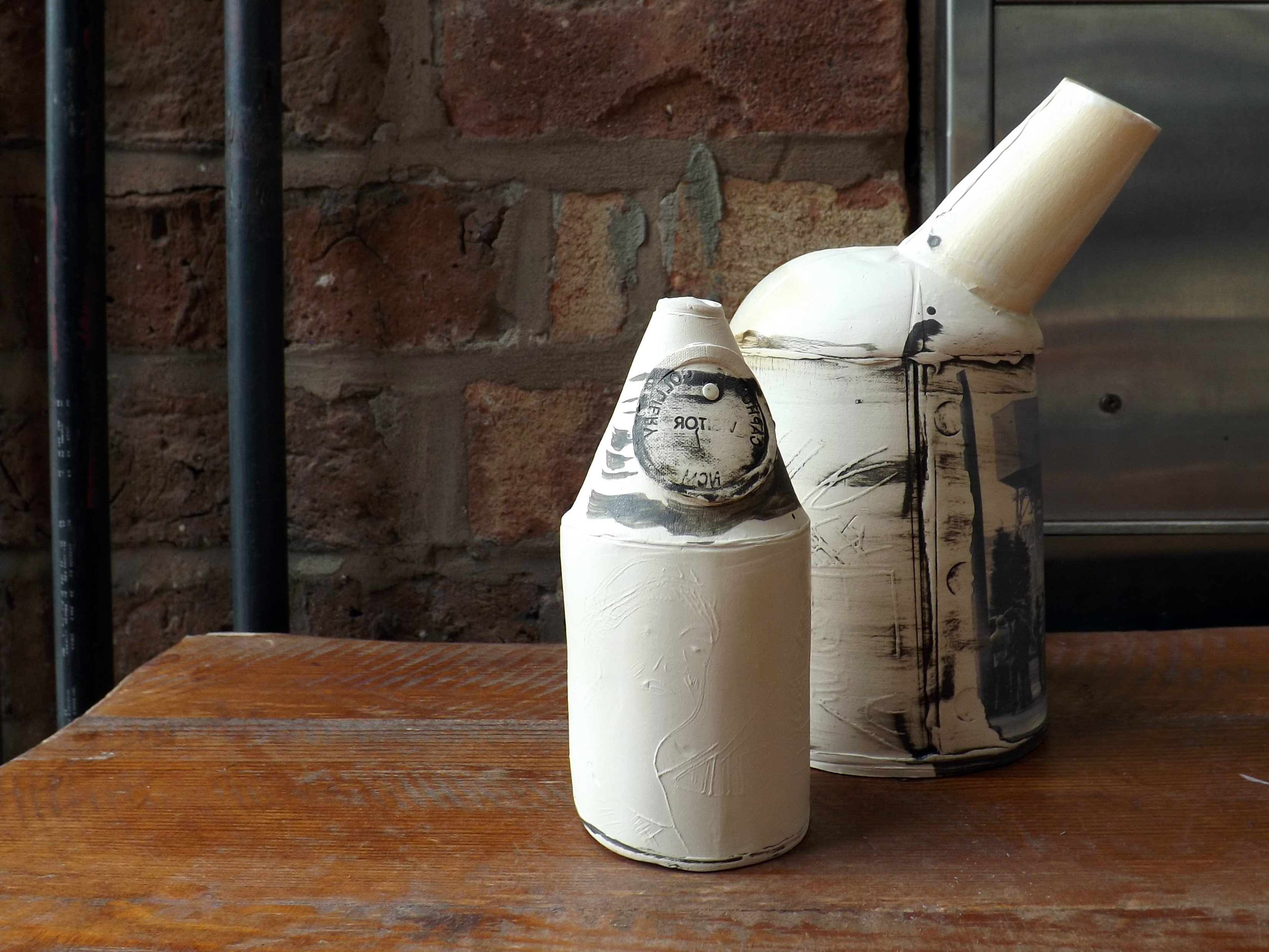 7 Ceramic vessels Stoke-on-Trent