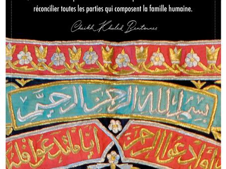 Voeux du Cheikh Bentounes pour 2019