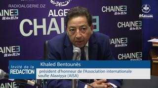 Interview sur Alger Chaîne 3