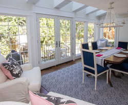 Picture of custom sized area rug in style Destination from Anchor rug company
