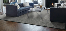 Picture of custom sized area rug