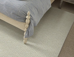 Picture of custom sized area rug from Anchor Rug Company