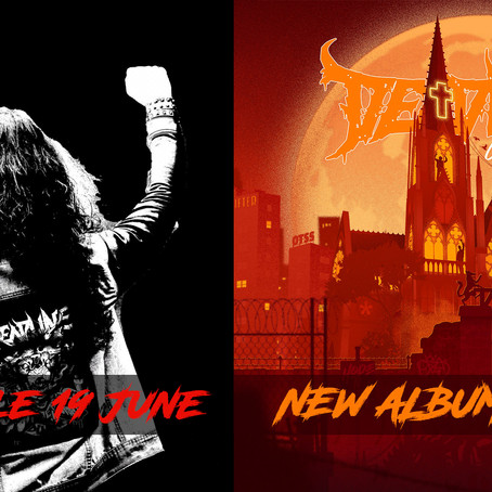 New Single BEFORE I DIE (19 June) CATHEDRAL POINT (26 June)