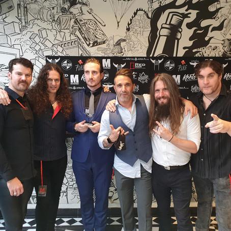 SAMMA Best Old School Heavy Metal Band!