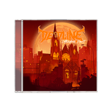 Cathedral Point (Limited CD) - R150 Signed & Numbered - Fiery Bloodbeast Red & Yellow  (100 Copies Only)