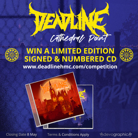 WIN A SIGNED & NUMBERED LIMITED EDITION COPY OF CATHEDRAL POINT!