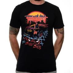 High Tops & Bullet Belts Mens T-Shirt: R 220
