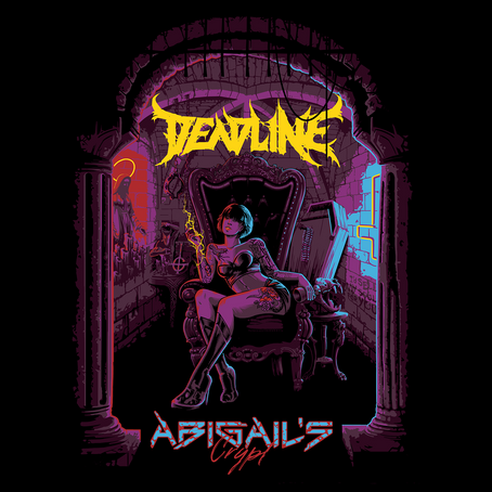 ABIGAIL'S CRYPT OUT NOW!