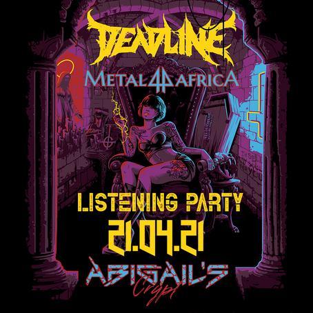 DEADLINE & M4A Online Listening Party!