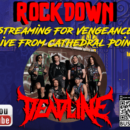 STREAMING FOR VENGEANCE (LIVE FROM CATHEDRAL POINT)