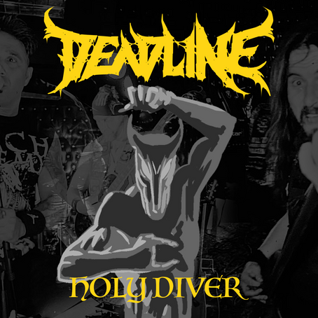 HOLY DIVER Official Music Video Out Friday 18 June