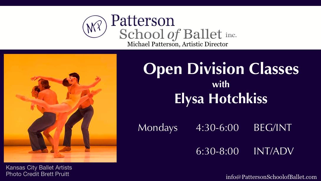 Open Division Program