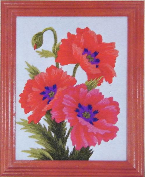 Kit 724 Poppies  Size 1