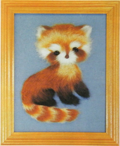 Kit 757 A Fluffy Lesser Panda  Size 1
