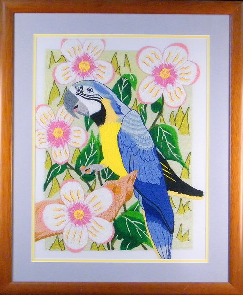 A402 Macaw's Paradise