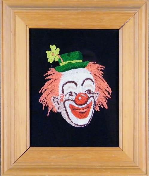 AS06 Clown Face  Size S