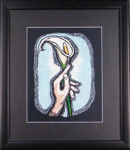 A118 Arum Lily Size 1