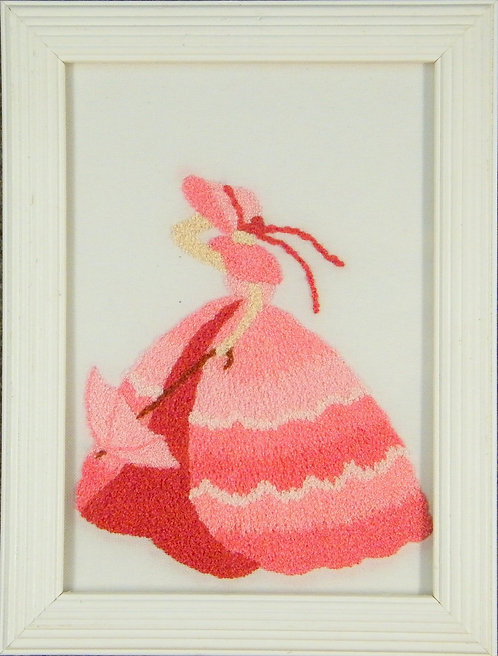 AS24 Pink Crinoline Lady  Size S