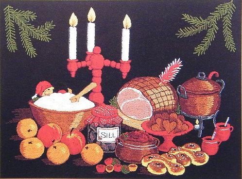 E412 A Christmas Feast  Size 3