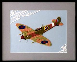 A301 Spitfire  Size 3