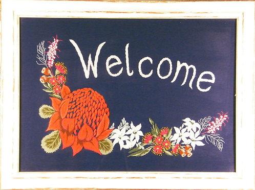 A609 Waratah Welcome  Size 6