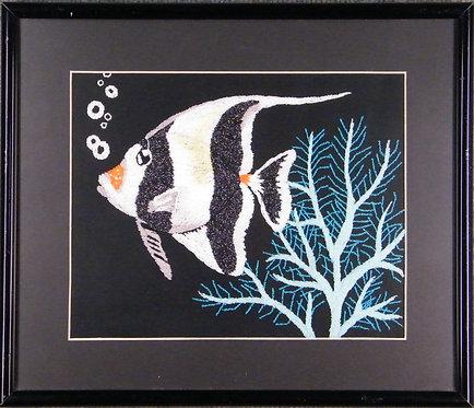 A111 Angel Fish  Size 1