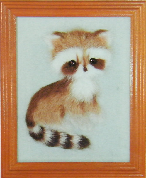 Kit 754 A Fluffy Racoon  Size 1