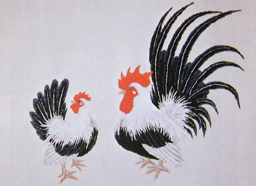 Kit 412 Two Bantams  Size 3