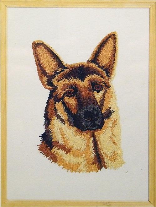 E409 German Shepherd  Size 3