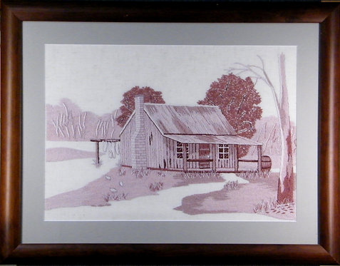 A608 Bush Hut