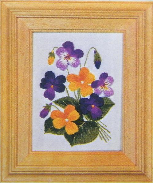Kit 632 Violets Size S