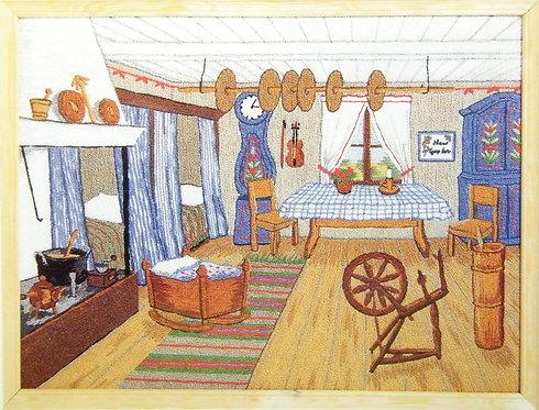 E411 A Swedish Room Size 3