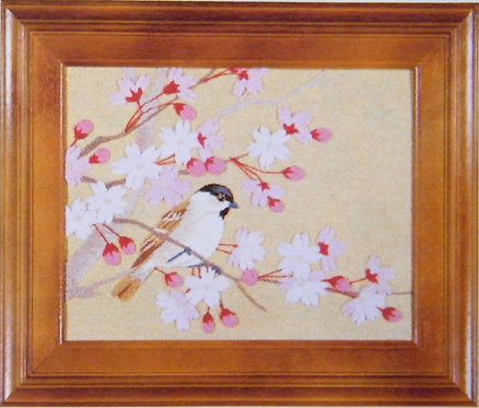 Kit 701 Little Bird with Cherry Blossom  Size 1